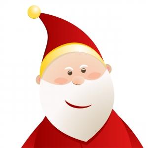 ¿Papá Noel, llega a las 12?