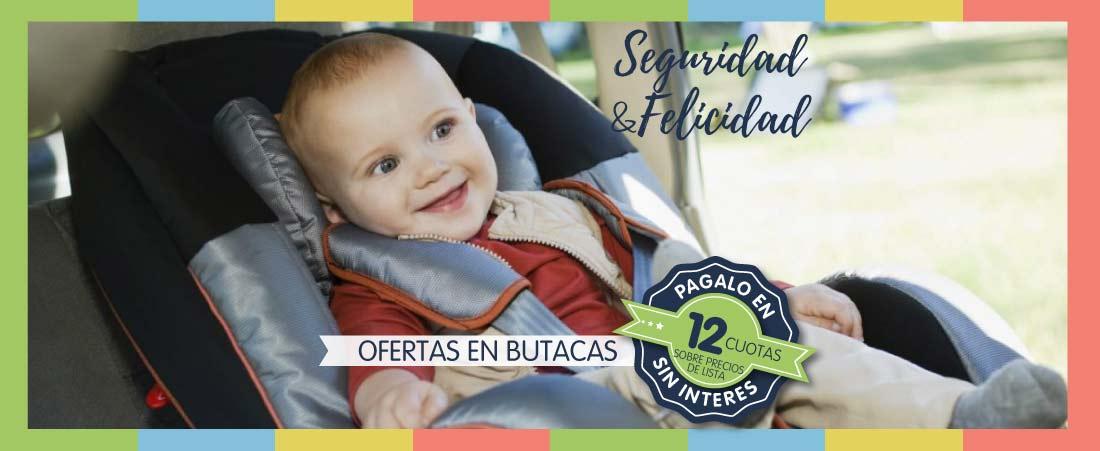 Butacas para Bebés en Oferta