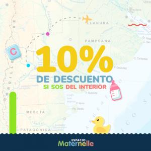 Promo para Turistas del Interior del País