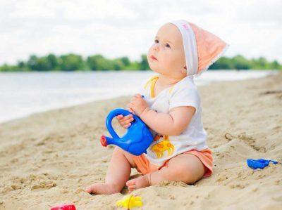 Golpes de Calor en bebés y niños