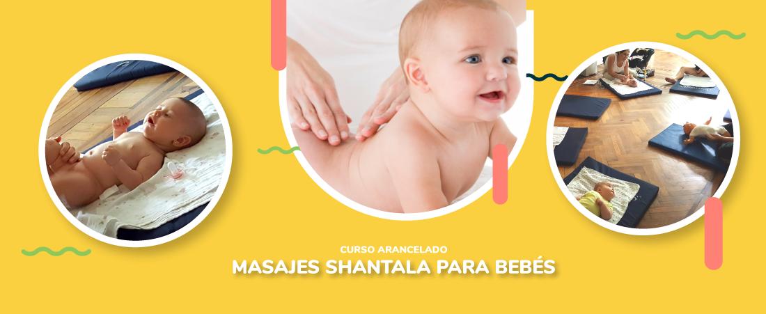 Shantala en Espacio Maternelle