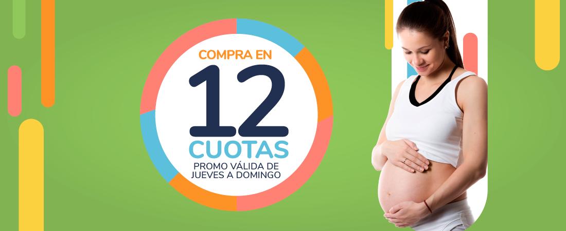 12 cuotas espacio maternelle