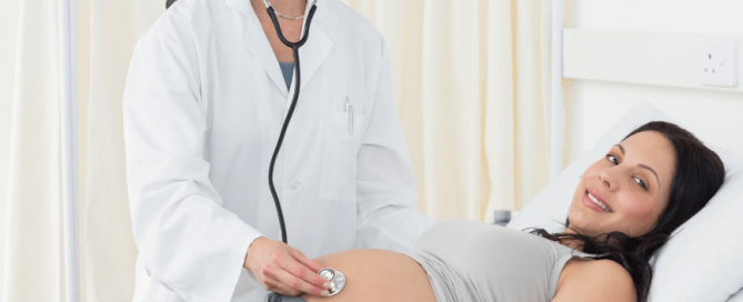 Día de la obstétrica y la embarazada
