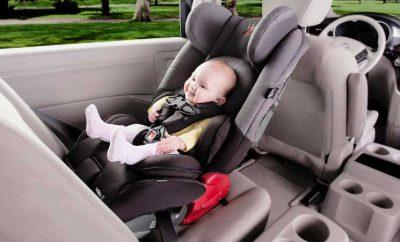 Sistemas de Retención Infantil – Guía para padres