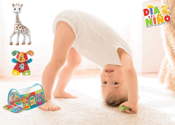 Como elegir un juguete para el bebé