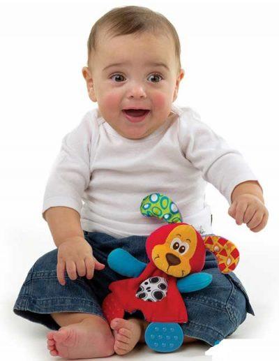 Como elegir el juguete para tu bebé