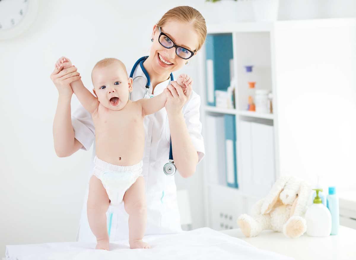 Consejos para la elección del pediatra.