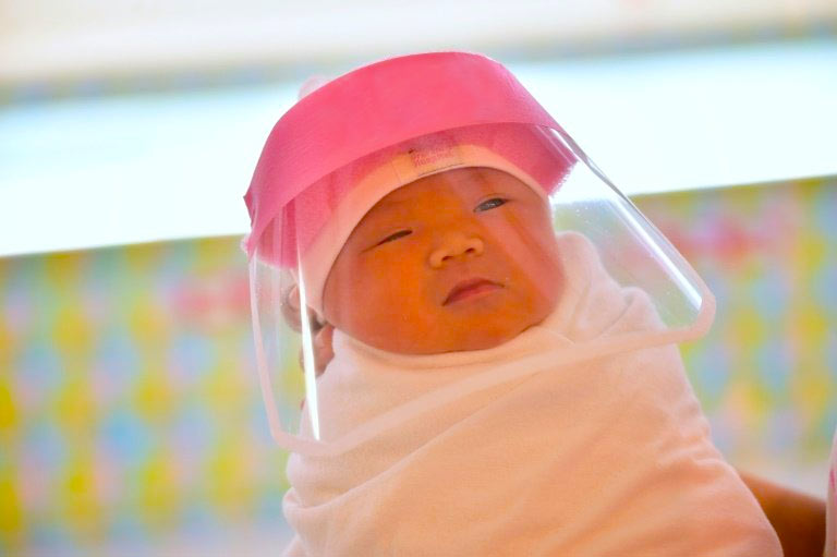 Bebés pandemials Maternelle